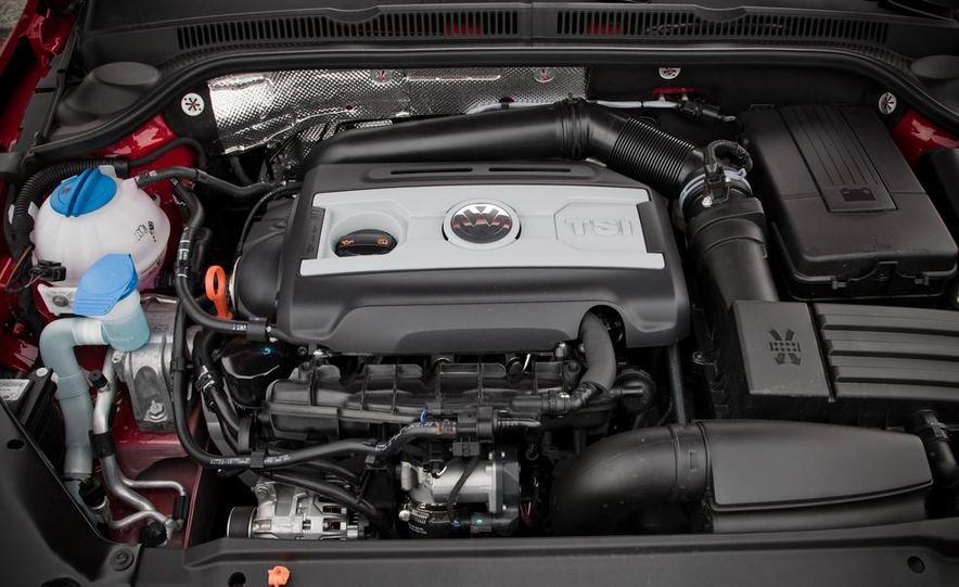 2013 Volkswagen Jetta GLI and TDI - Slide 50