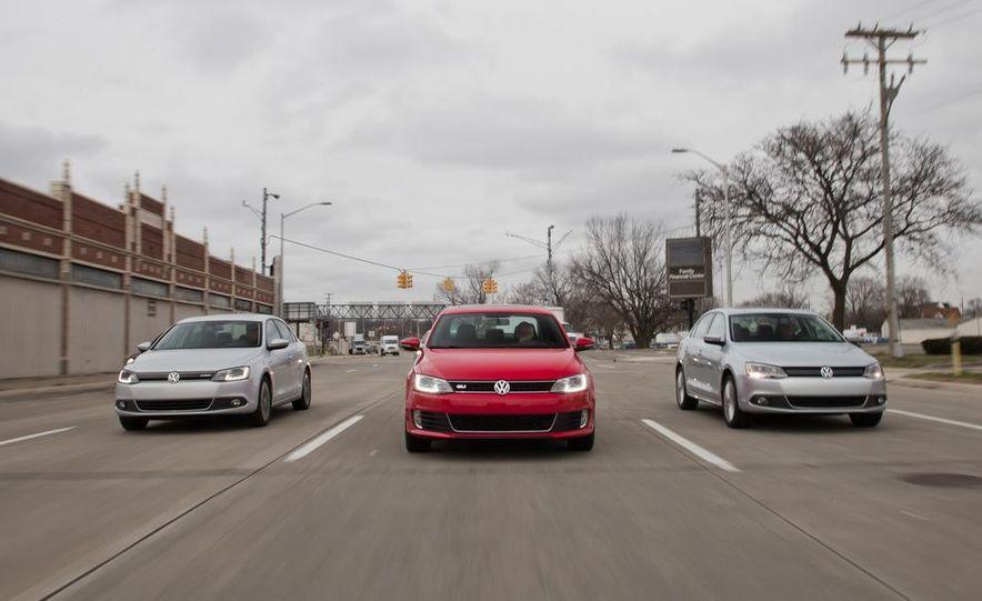 2013 Volkswagen Jetta GLI and TDI - Slide 2