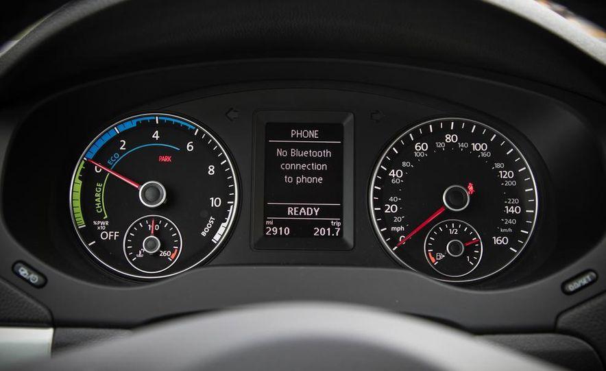2013 Volkswagen Jetta GLI and TDI - Slide 77