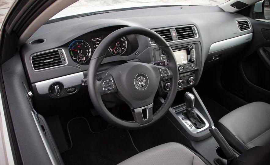 2013 Volkswagen Jetta GLI and TDI - Slide 74