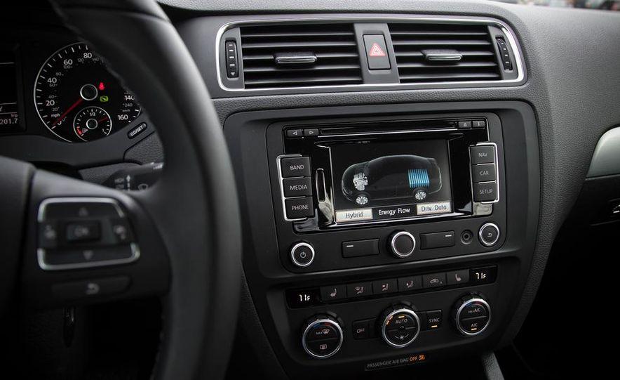 2013 Volkswagen Jetta GLI and TDI - Slide 78