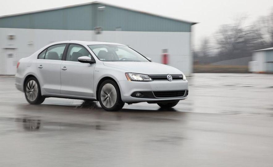 2013 Volkswagen Jetta GLI and TDI - Slide 55