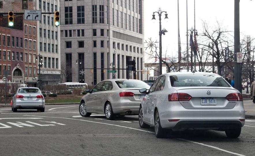 2013 Volkswagen Jetta GLI and TDI - Slide 6