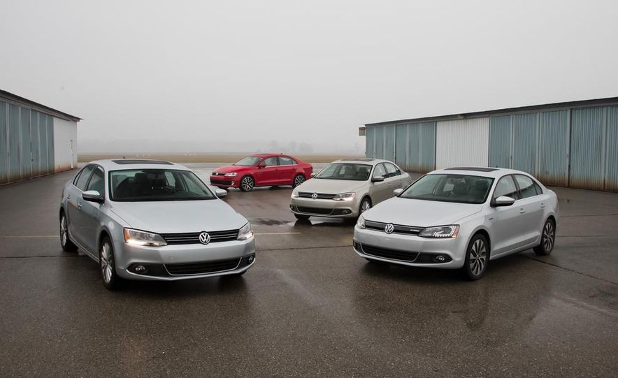 2013 Volkswagen Jetta GLI and TDI - Slide 7
