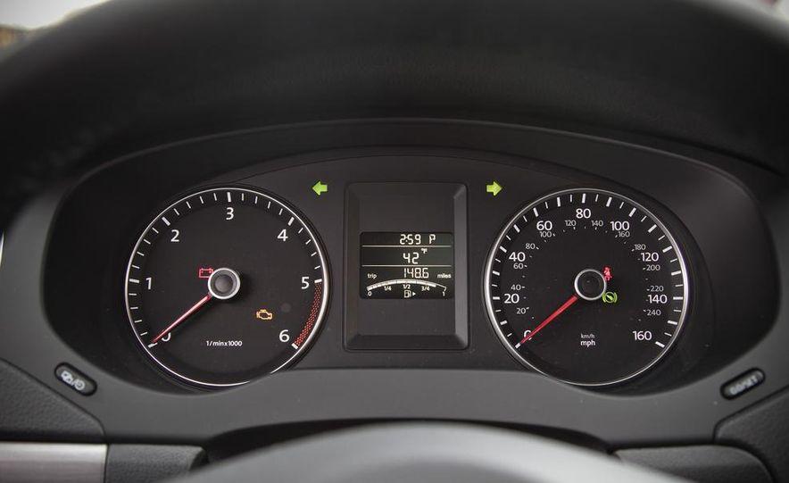 2013 Volkswagen Jetta GLI and TDI - Slide 104