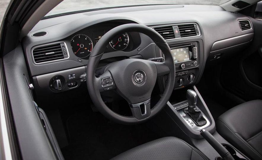 2013 Volkswagen Jetta GLI and TDI - Slide 101