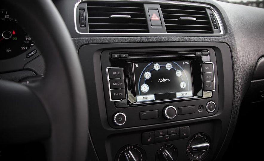 2013 Volkswagen Jetta GLI and TDI - Slide 105