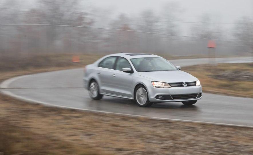 2013 Volkswagen Jetta GLI and TDI - Slide 87