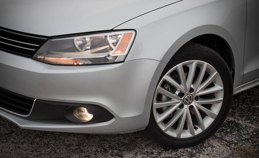 2013 Volkswagen Jetta GLI and TDI - Slide 94