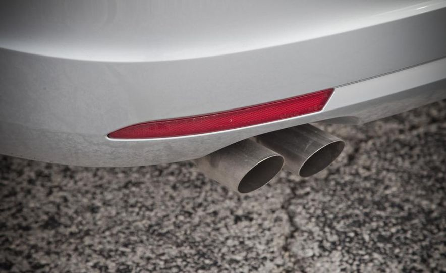 2013 Volkswagen Jetta GLI and TDI - Slide 99