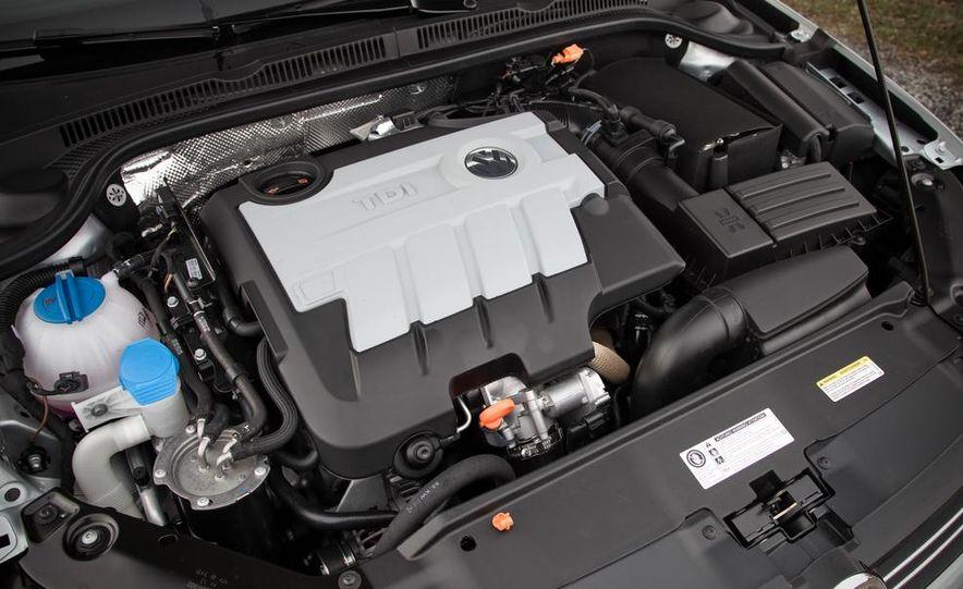 2013 Volkswagen Jetta GLI and TDI - Slide 107