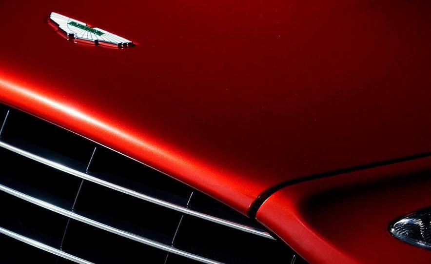 2014 Aston Martin Rapide S - Slide 15