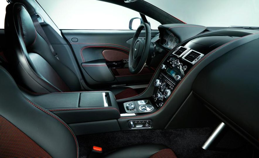 2014 Aston Martin Rapide S - Slide 18