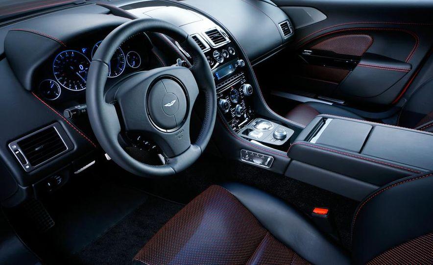 2014 Aston Martin Rapide S - Slide 17