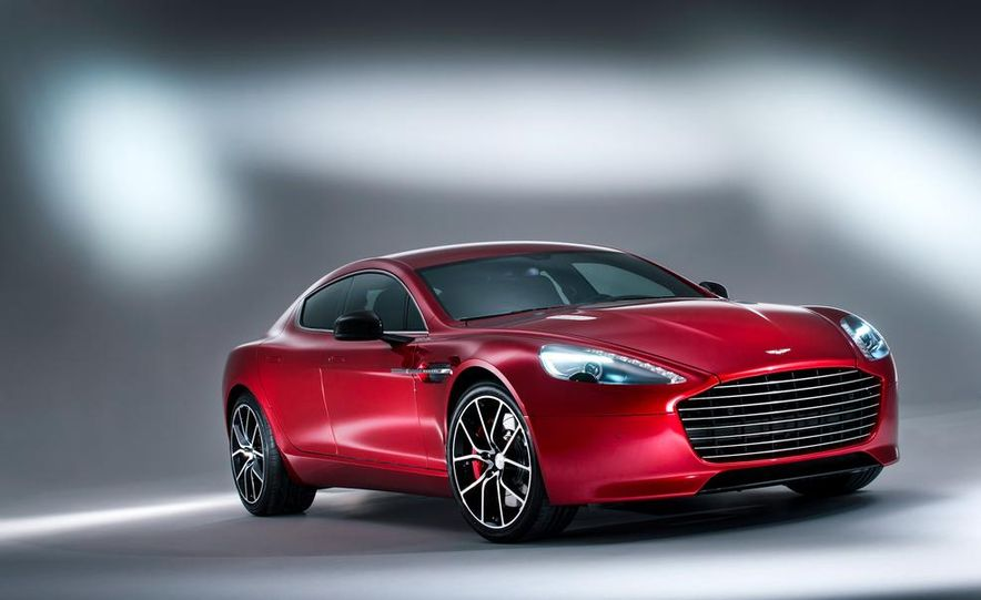 2014 Aston Martin Rapide S - Slide 5
