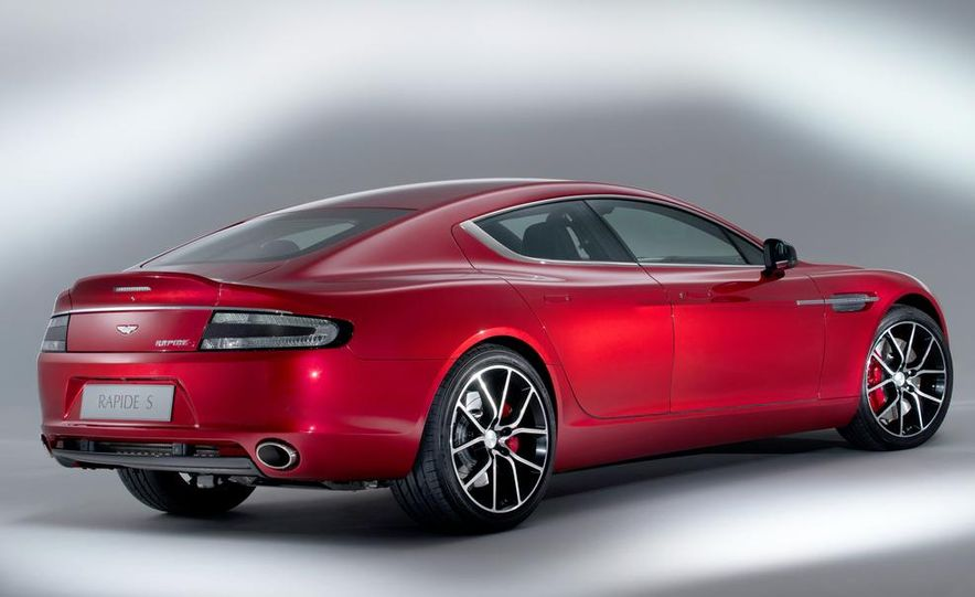 2014 Aston Martin Rapide S - Slide 6