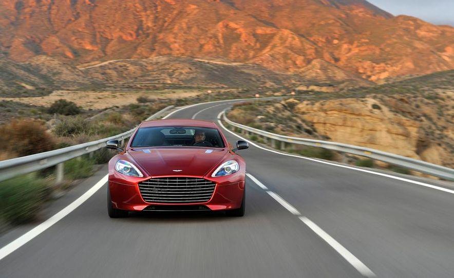 2014 Aston Martin Rapide S - Slide 3
