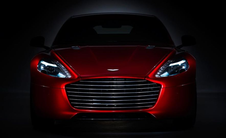 2014 Aston Martin Rapide S - Slide 8