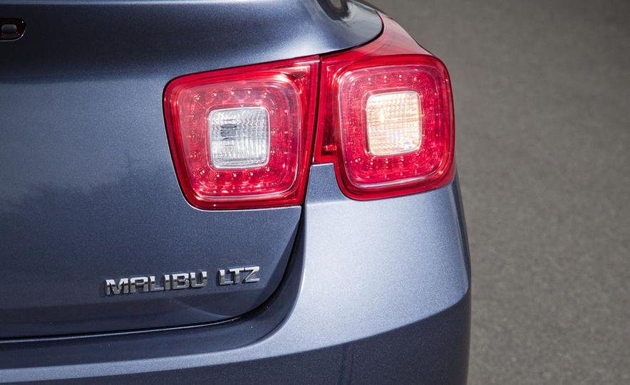 2013 Chevrolet Malibu 2LTZ - Slide 8