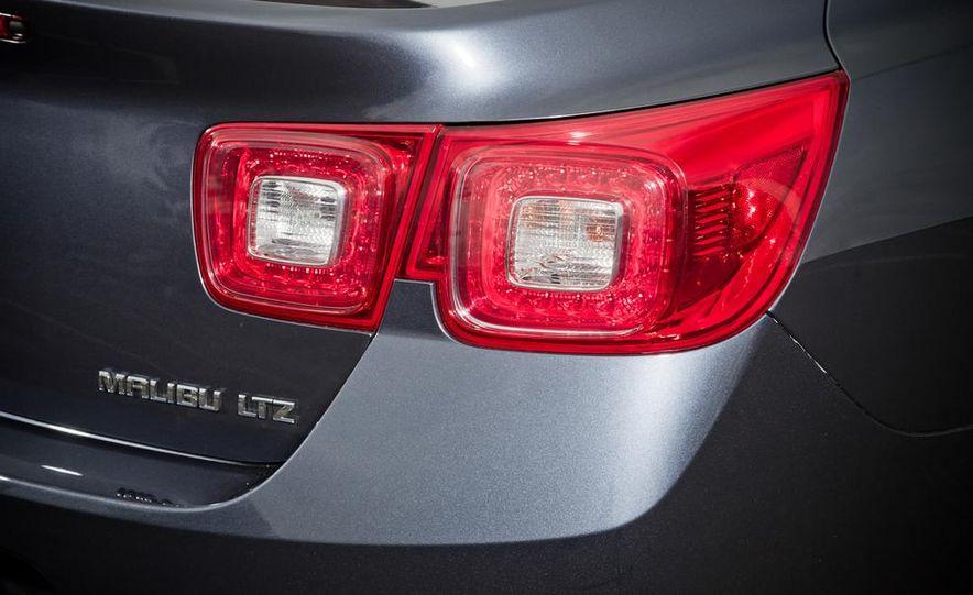 2013 Chevrolet Malibu 2LTZ - Slide 9