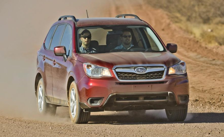 2014 Subaru Forester - Slide 1