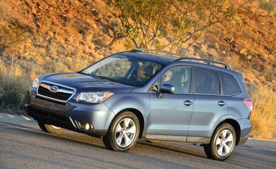 2014 Subaru Forester - Slide 5