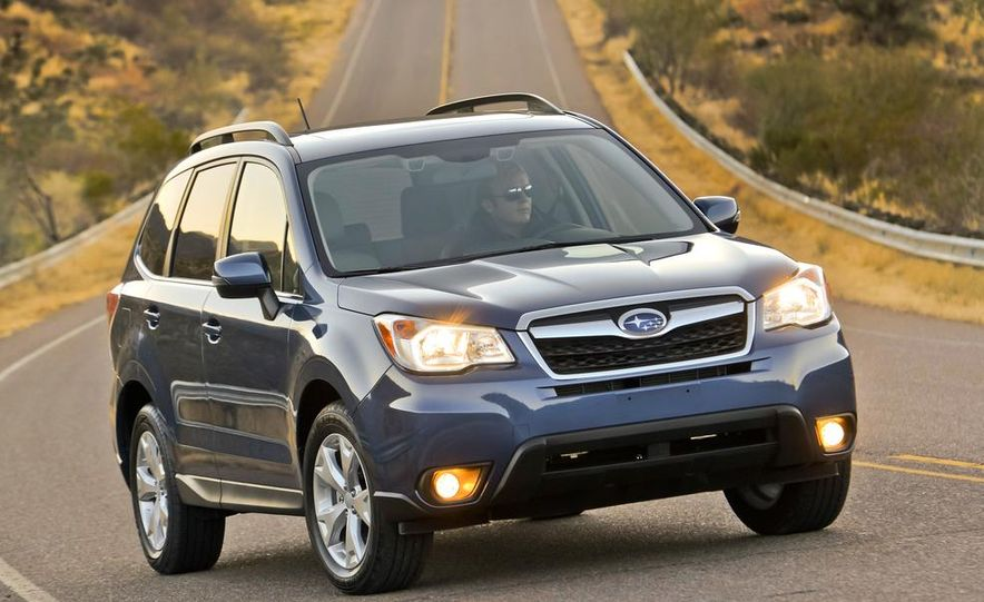 2014 Subaru Forester - Slide 6