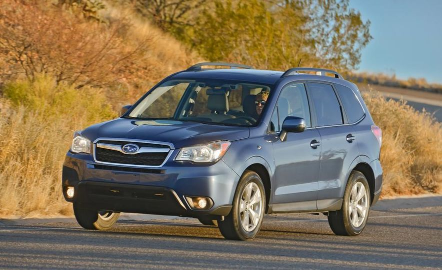2014 Subaru Forester - Slide 7