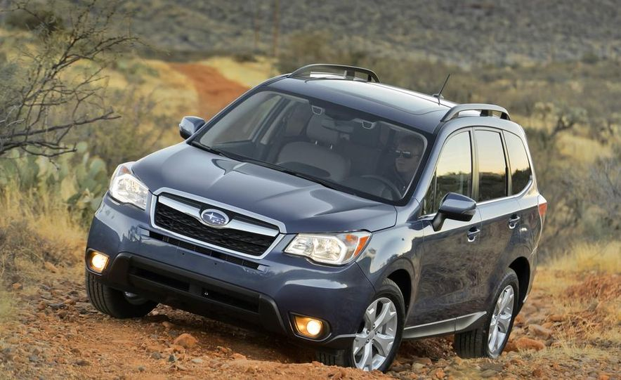 2014 Subaru Forester - Slide 8