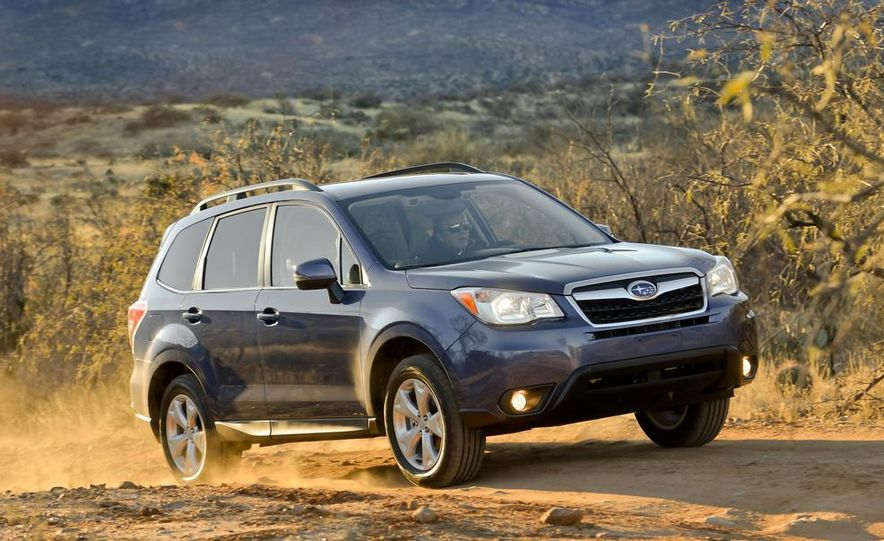 2014 Subaru Forester - Slide 9