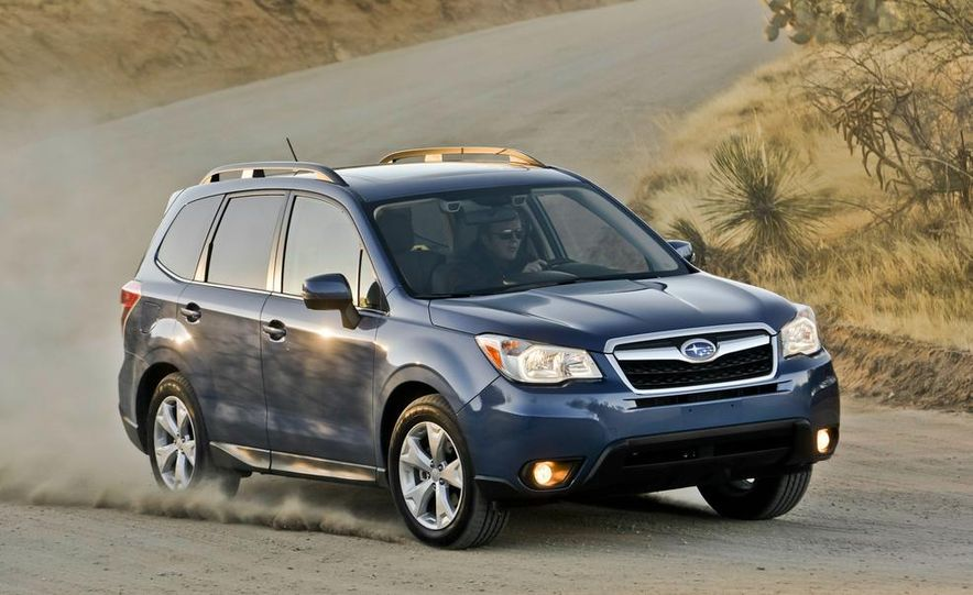 2014 Subaru Forester - Slide 10