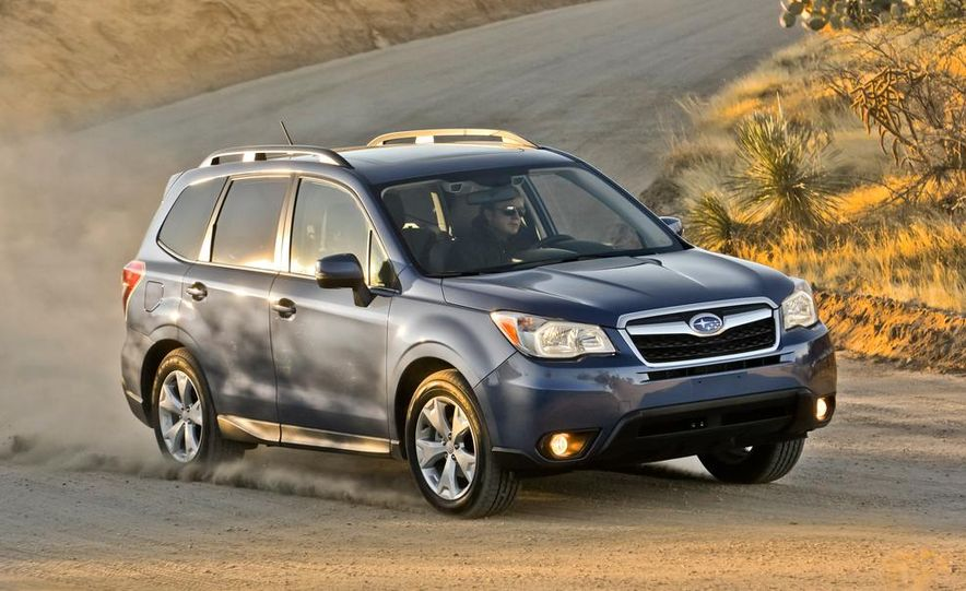 2014 Subaru Forester - Slide 11