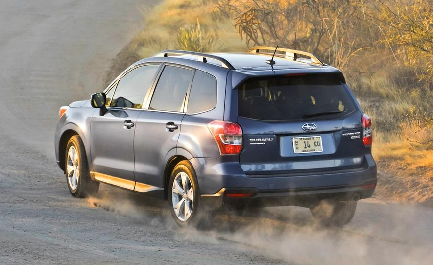 2014 Subaru Forester - Slide 12