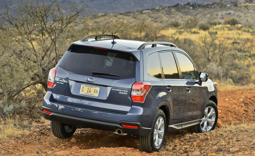2014 Subaru Forester - Slide 13