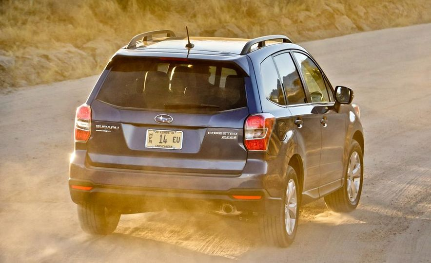 2014 Subaru Forester - Slide 14