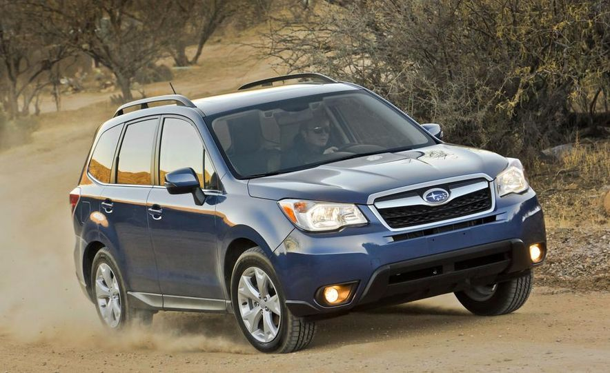 2014 Subaru Forester - Slide 15