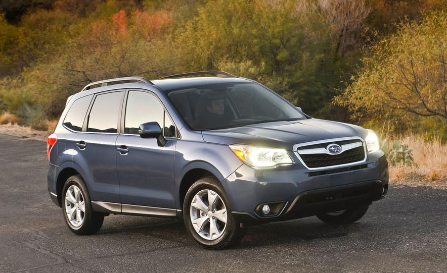 2014 Subaru Forester - Slide 17