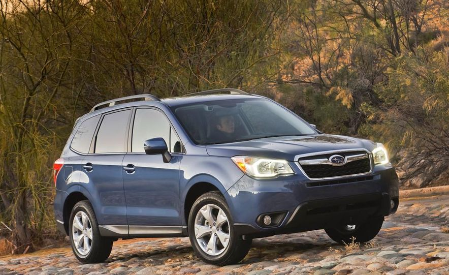 2014 Subaru Forester - Slide 18
