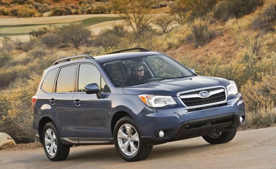 2014 Subaru Forester - Slide 19