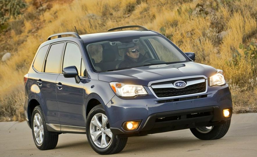 2014 Subaru Forester - Slide 21