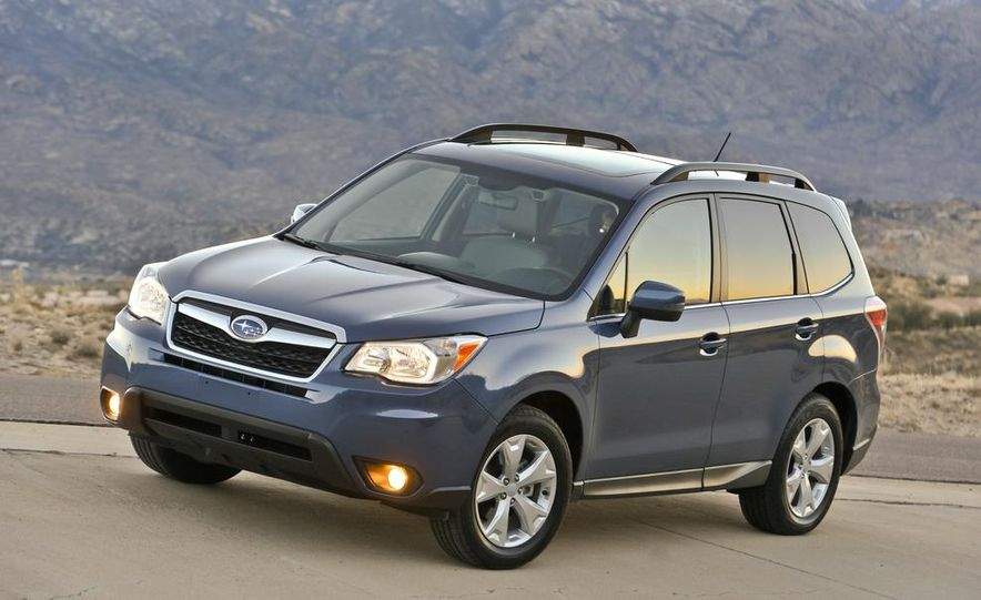 2014 Subaru Forester - Slide 22