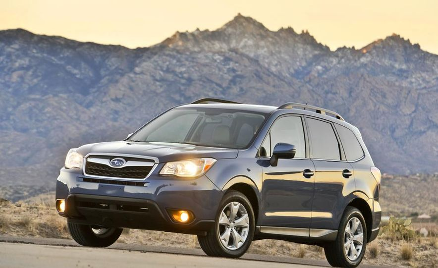 2014 Subaru Forester - Slide 23