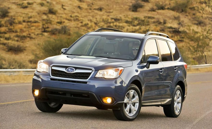 2014 Subaru Forester - Slide 24
