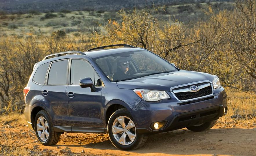 2014 Subaru Forester - Slide 25