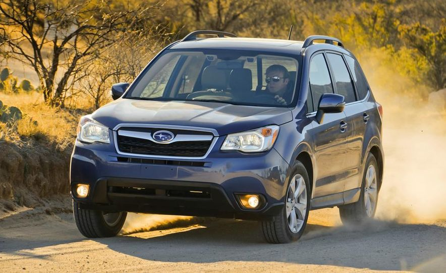 2014 Subaru Forester - Slide 26