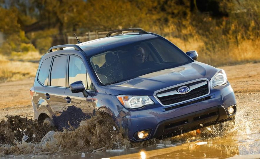 2014 Subaru Forester - Slide 27