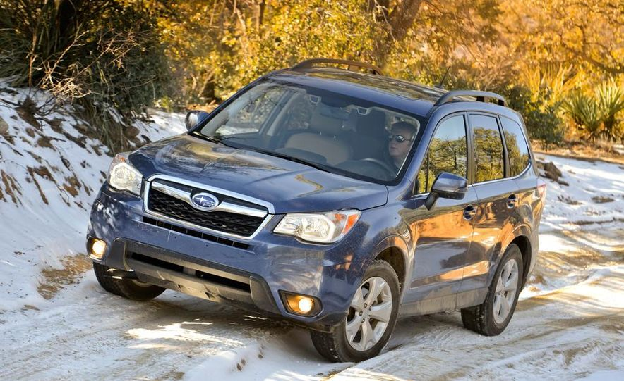 2014 Subaru Forester - Slide 29