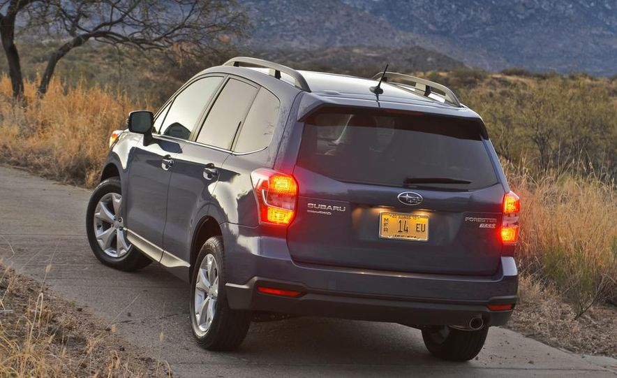 2014 Subaru Forester - Slide 30
