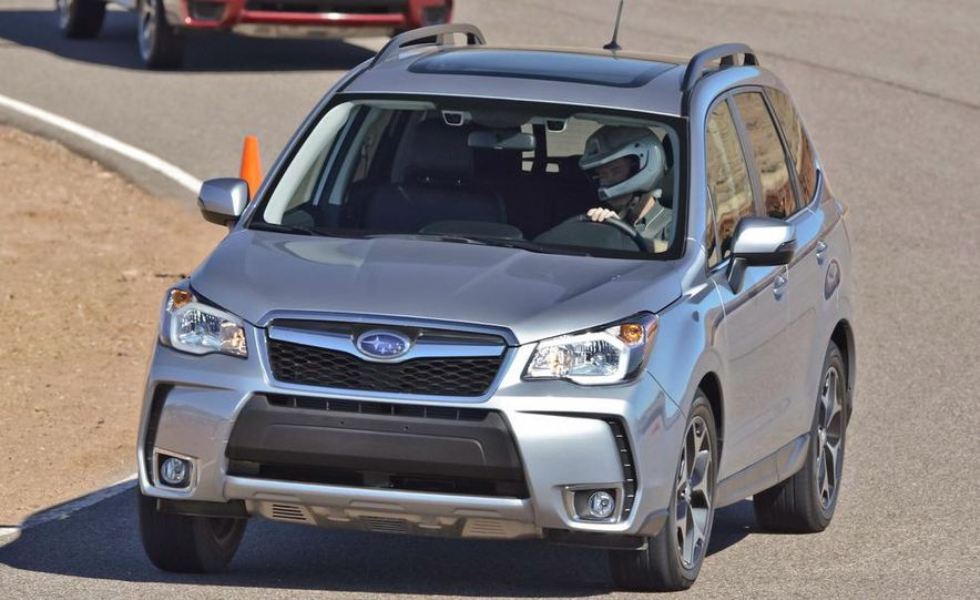 2014 Subaru Forester - Slide 44