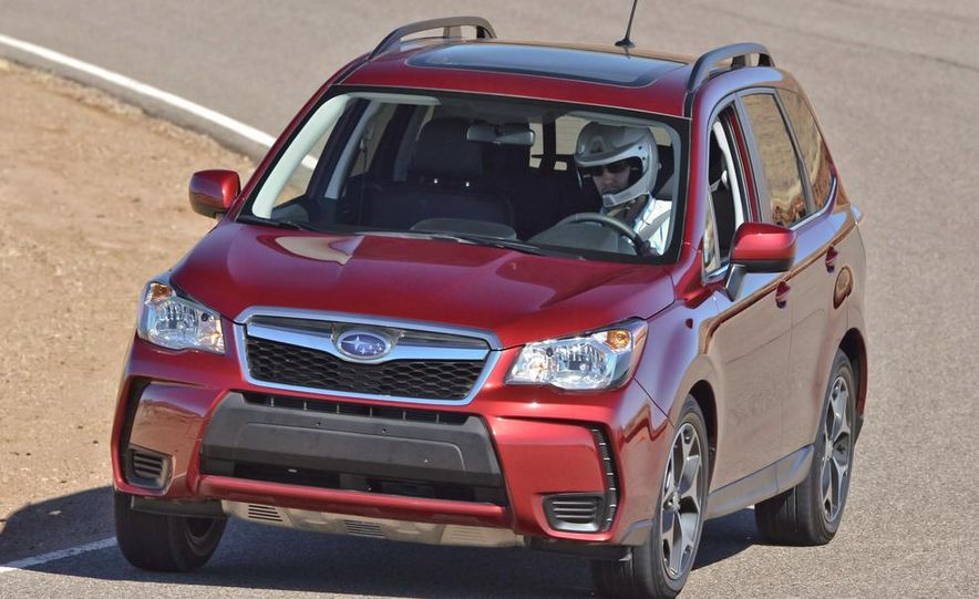 2014 Subaru Forester - Slide 45